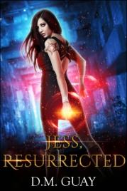 Jess ResurrectedCoverReveal