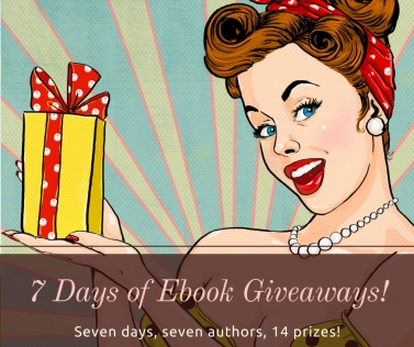 7 Days of Ebook Giveaways!