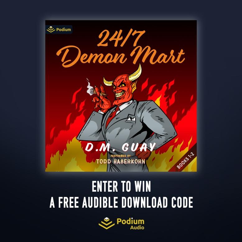 DemonMart-Newsletter Givaway